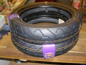 Maxxis band 120-90-18