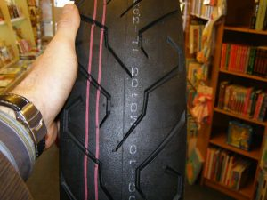 Maxxis band 130-90-16