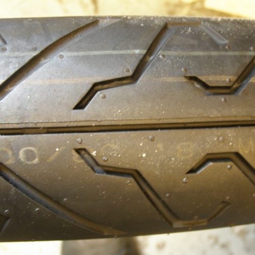 Maxxis band 100-90-18