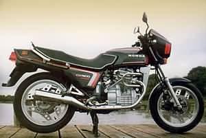 CX500E euro sport
