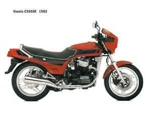 CX650E euro sport
