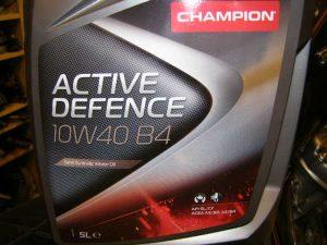 Champion 10w40 B4 5 liter motor olie