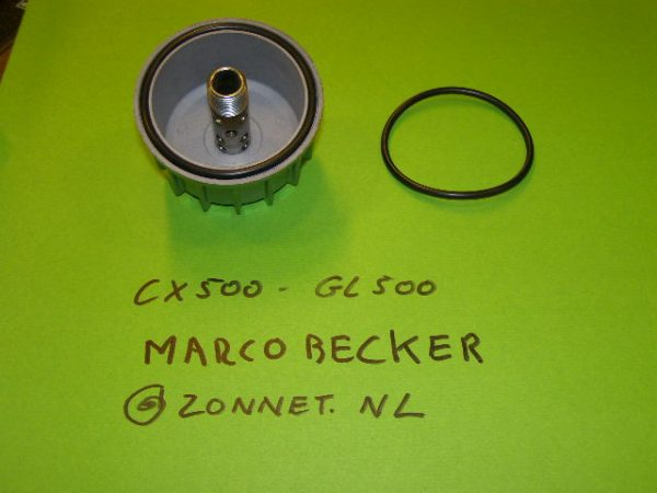 O ring voor het olie filter huis