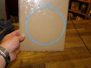 Koppelingsdeksel pakking ( honda origineel)