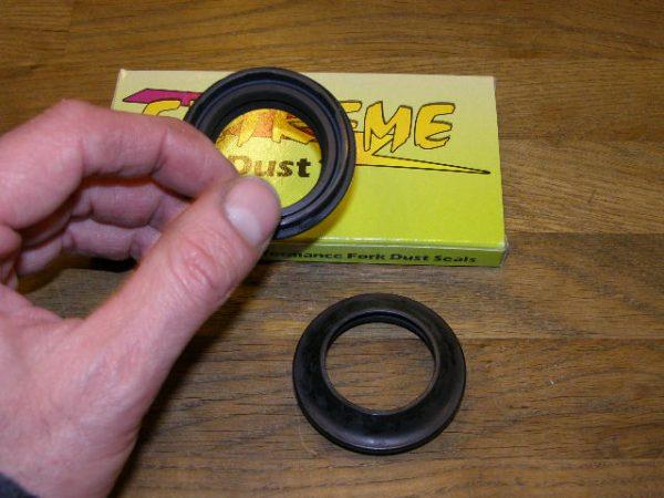stofhoezen vuil af strijkers ( 35mm voorpoot dikte)