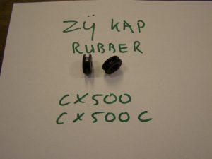 zijklapjes rubbers Voor de volgende modellen: CX500 en CX500c