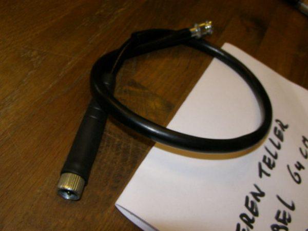 toeren teller kabel 64cm imitatie