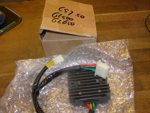 spanningsgelijkrichter (nieuw imitatie) gl500 gl650 cx500e cx650e en sommige cx500c modellen