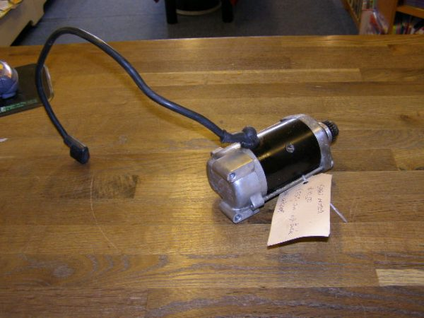 start motor cx500 gl500 cx650 gl650