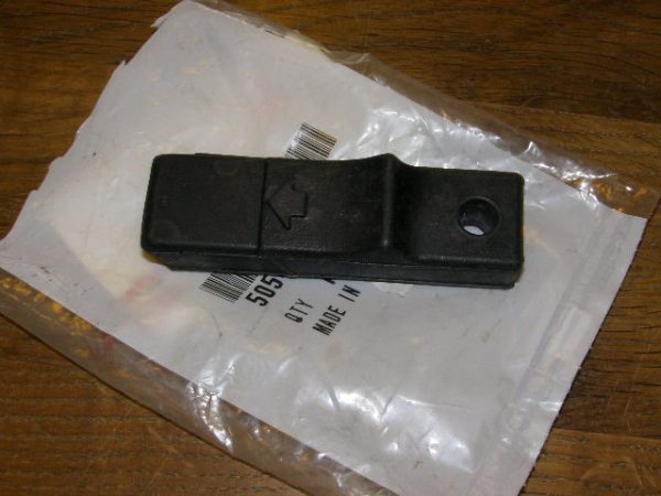 Zijstandaard rubber ( Honda origineel)