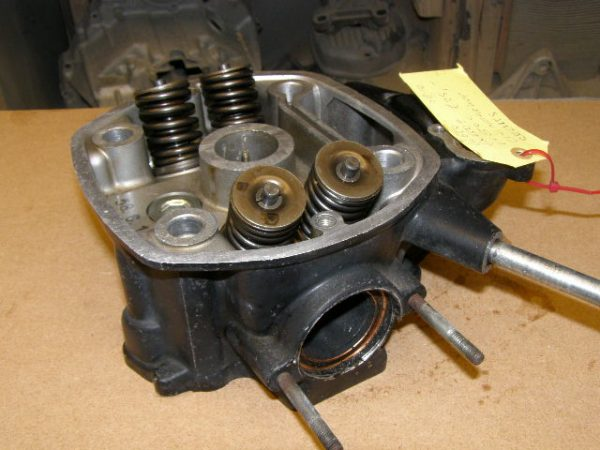 cilinderkop rechts gl650 cx650c cx650e