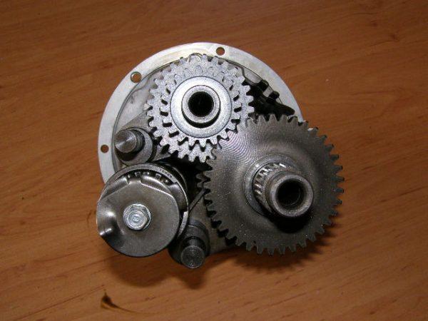 Versnellingsbak cx500 gl500
