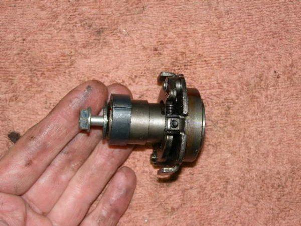 Mechanische vervroeger cx500 cx500e gl500 gl650 cx650