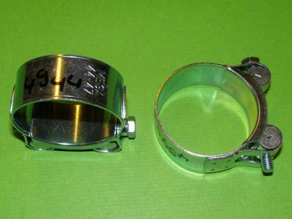 uitlaatklem voorbocht cx500 gl500 cx650 gl650