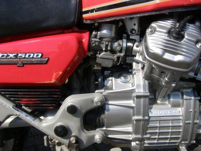 te koop cx500 rood model