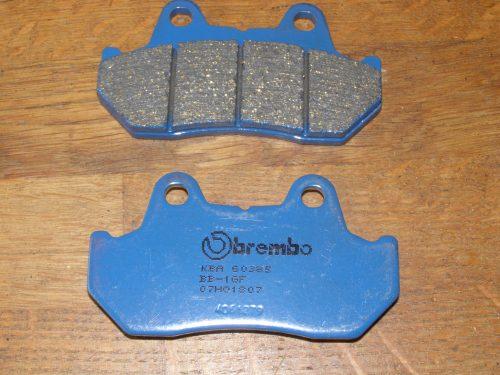 rem blokken blauw brembo gl500 gl650