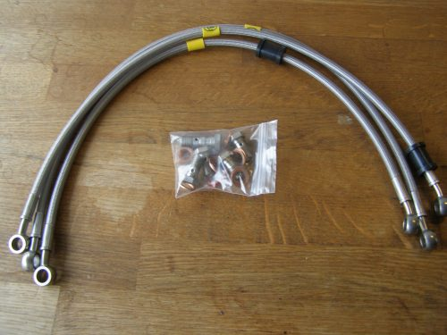 rem leiding staal flex grijs gl500