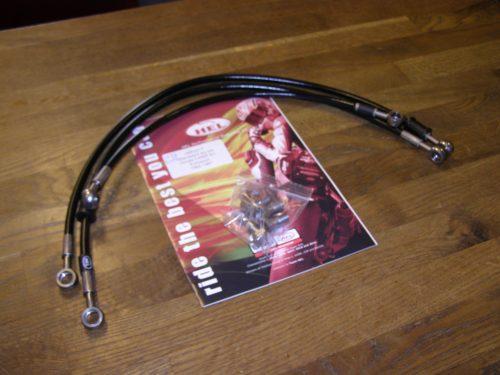 Staal flex leidingen voor CX5000E euro sport