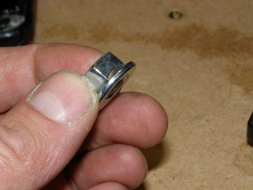 Moer M10x1,25 ( kopbout 14mm steek, dop) 94050-10000