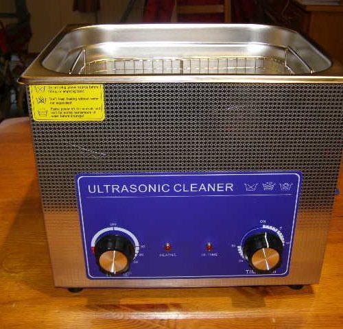 Ultrasoon reiniger 10 liter carburateur cx500 gl500 cx650 gl650
